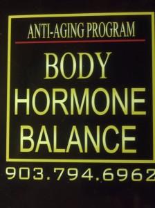 Body Hormone Balance logo