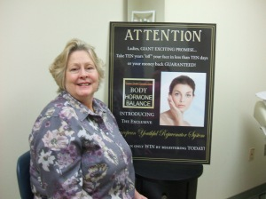 Debra Sellers February's Winner of Exclusive Beauty Rejuvenator System